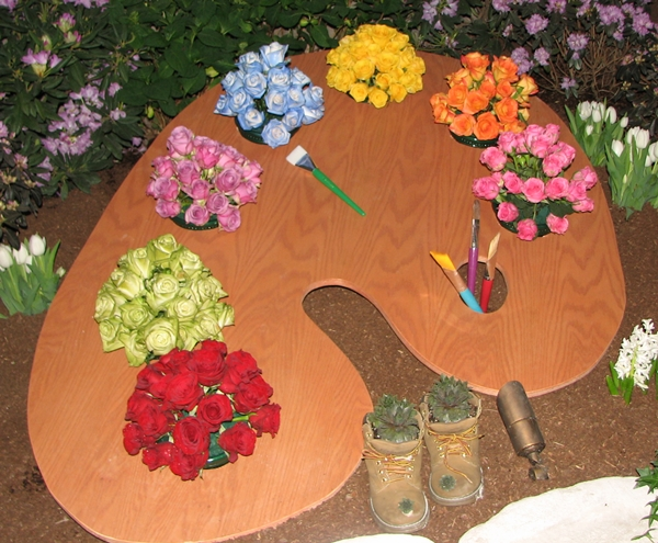Gardening with Kids: Theme Gardens for Kids-Mama\'s Homestead