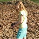 Gardening with Kids: Let Kids Help Prepare the Garden Location