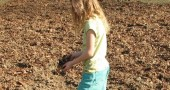 Gardening with Kids: Let Kids Help Prepare the Garden Location