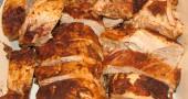 Rubbed Pork Tenderloin