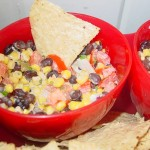 Mama's Black Bean Corn Salsa