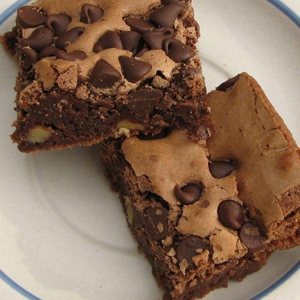 Double Fudge Brownies 2
