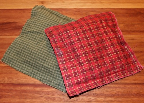 Re-use Clothing Hot Pads