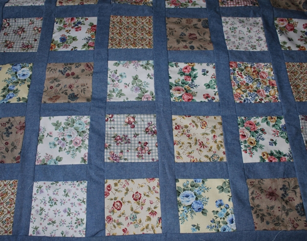 Re-use Clothing Quilt