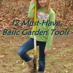 12 Must-Have Basic Garden Tools