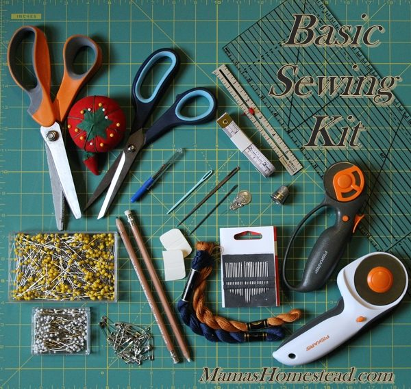 Basic Sewing Kit