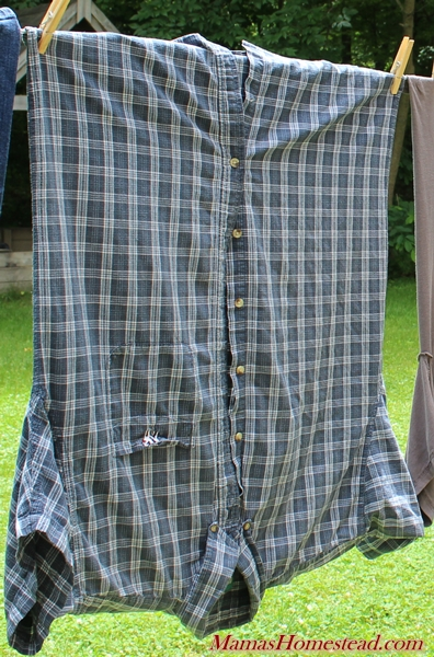 Clothesline Dress Shirt