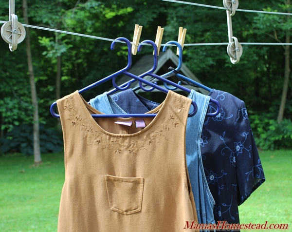 Clothesline Jumpers and Dresses
