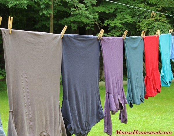 Clothesline T-Shirts and Sweatshirts