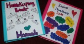 Make a Home Management Binder with Your Daughter