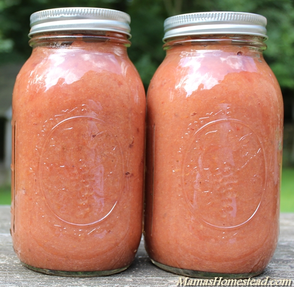 how to make crab apple butter