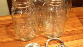 Storing Canning Jars, Lids, and Rings