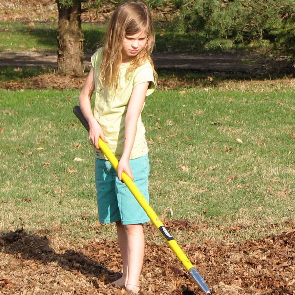 Gardening with Kids: Don't be too picky
